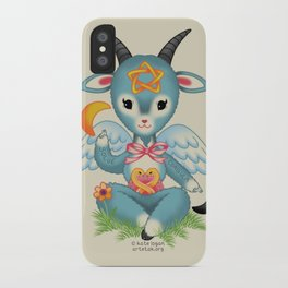 Baby's First Baphomet iPhone Case
