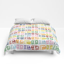 Camp Color Comforters