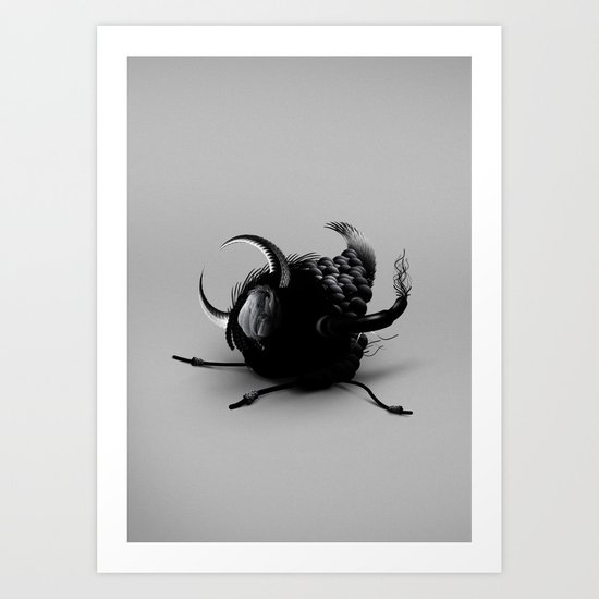 INSECT_2 Art Print