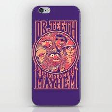 Electric Mayhem iPhone & iPod Skin