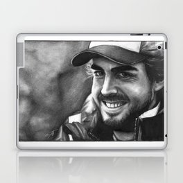 Fernando Alonso Laptop & iPad Skin