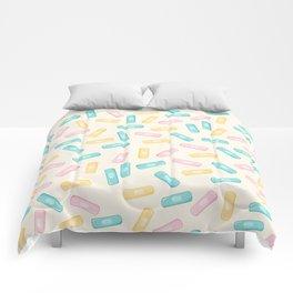 Pastel Plasters Comforters