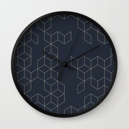 Keziah (Night) Wall Clock
