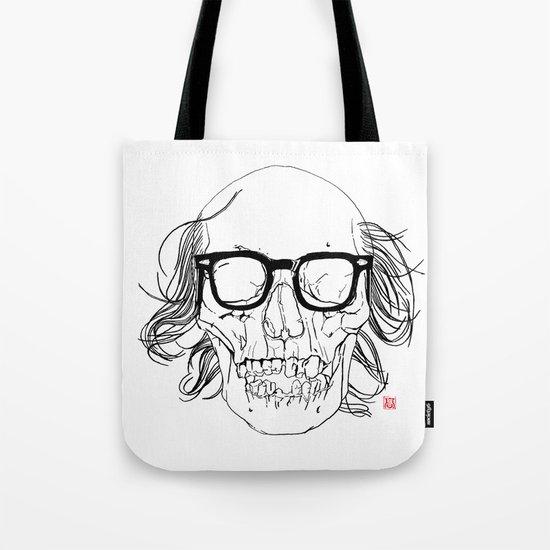 My best friend, Death Tote Bag
