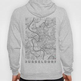 Dusseldorf Map Line Hoody