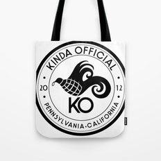 Kinda Official Tote Bag