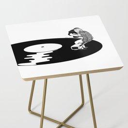 Don't Just Listen, Feel It Side Table