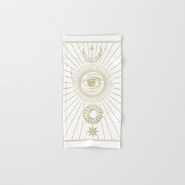 The Eye Hand & Bath Towel