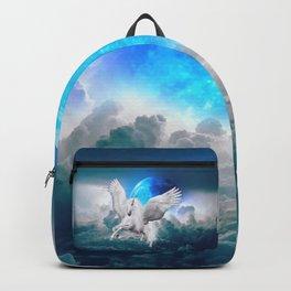 Unicorn and Magical Moon Backpack