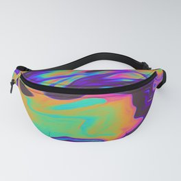 YOU LOOK LIKE YOU'VE BEEN FOR BREAKFAST AT THE HEARTBREAK HOTEL Fanny Pack