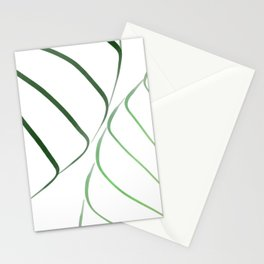 Monstera Leaf Art Series 2 Stationery Cards