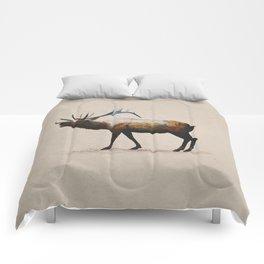 The Rocky Mountain Elk Comforters