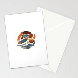 Mars 2020 JPL insignia Stationery Cards