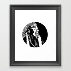 American Founder Framed Art Print