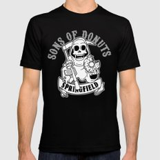 Sons Of Donuts / Full version X-LARGE Black Mens Fitted Tee