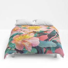 Spring Bouquet Comforters