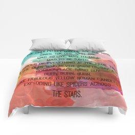 Kerouac Watercolour: Comforters