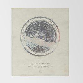 Fernweh Vol 6 Throw Blanket