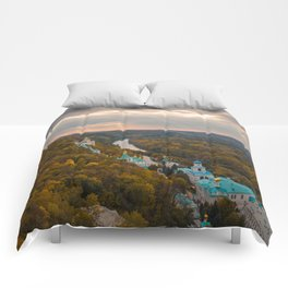 Holy Mountains Monastery (Ukraine) Comforters