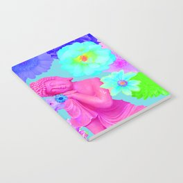 Pink Buddha Notebook