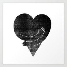 Illustrations / Love Art Print