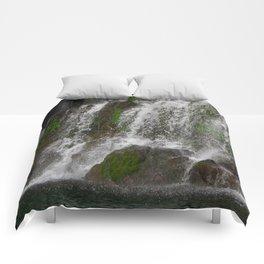 La Calera Waterfalls Comforters