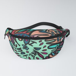Take Everything I Dare You (Berry) Fanny Pack