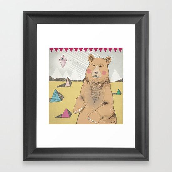Mesmerizing Framed Art Print