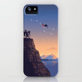 The Big Tripper iPhone Case
