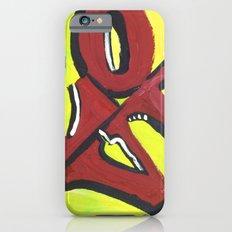 Neon LOVE iPhone 6s Slim Case