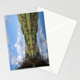 Ladybower reservoir Stationery Cards