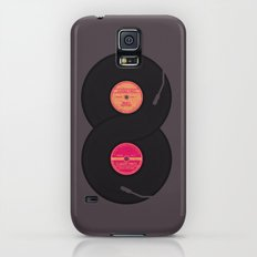 infinity vinyl records Galaxy S5 Slim Case