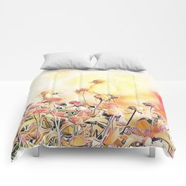 Little Gold Finch Comforters
