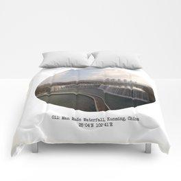 011: Kunming, China Comforters