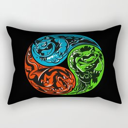 POKéMON STARTER: THREE ELEMENTS Rectangular Pillow