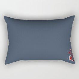 teef heart Rectangular Pillow