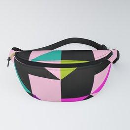 Modern Geometric 945 // minimal pack Fanny Pack