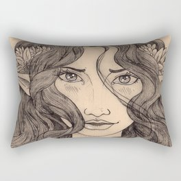 Luthien Tinuviel Rectangular Pillow