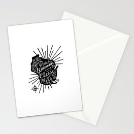 Wisconsin Pride Stationery Cards