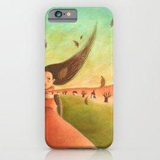 Autumn Lady Slim Case iPhone 6s