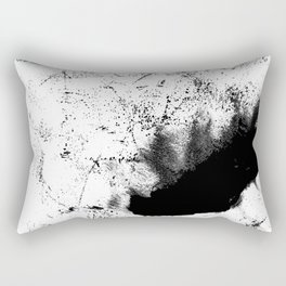 Dotted streaks Rectangular Pillow