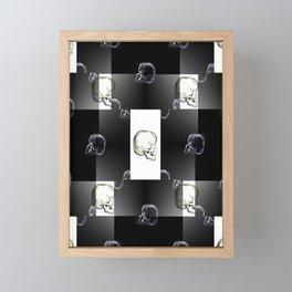 Skeleton Crew Framed Mini Art Print