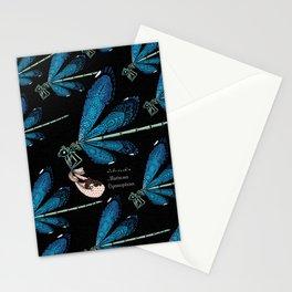 Matrona Cyanoptera Stationery Cards