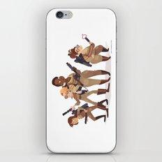 Conductors iPhone & iPod Skin