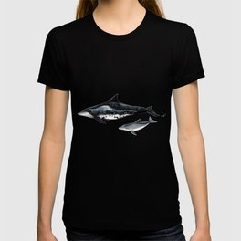 Rough-toothed dolphin (Steno bredanensis) T-shirt
