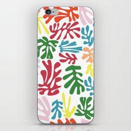 Matisse Pattern 004 iPhone Skin