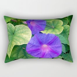 The nature is colorful Rectangular Pillow