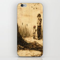 Do You See Them? iPhone & iPod Skin
