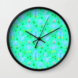 Silly Dodo's Wall Clock