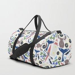 Acadia Pattern 1 Duffle Bag